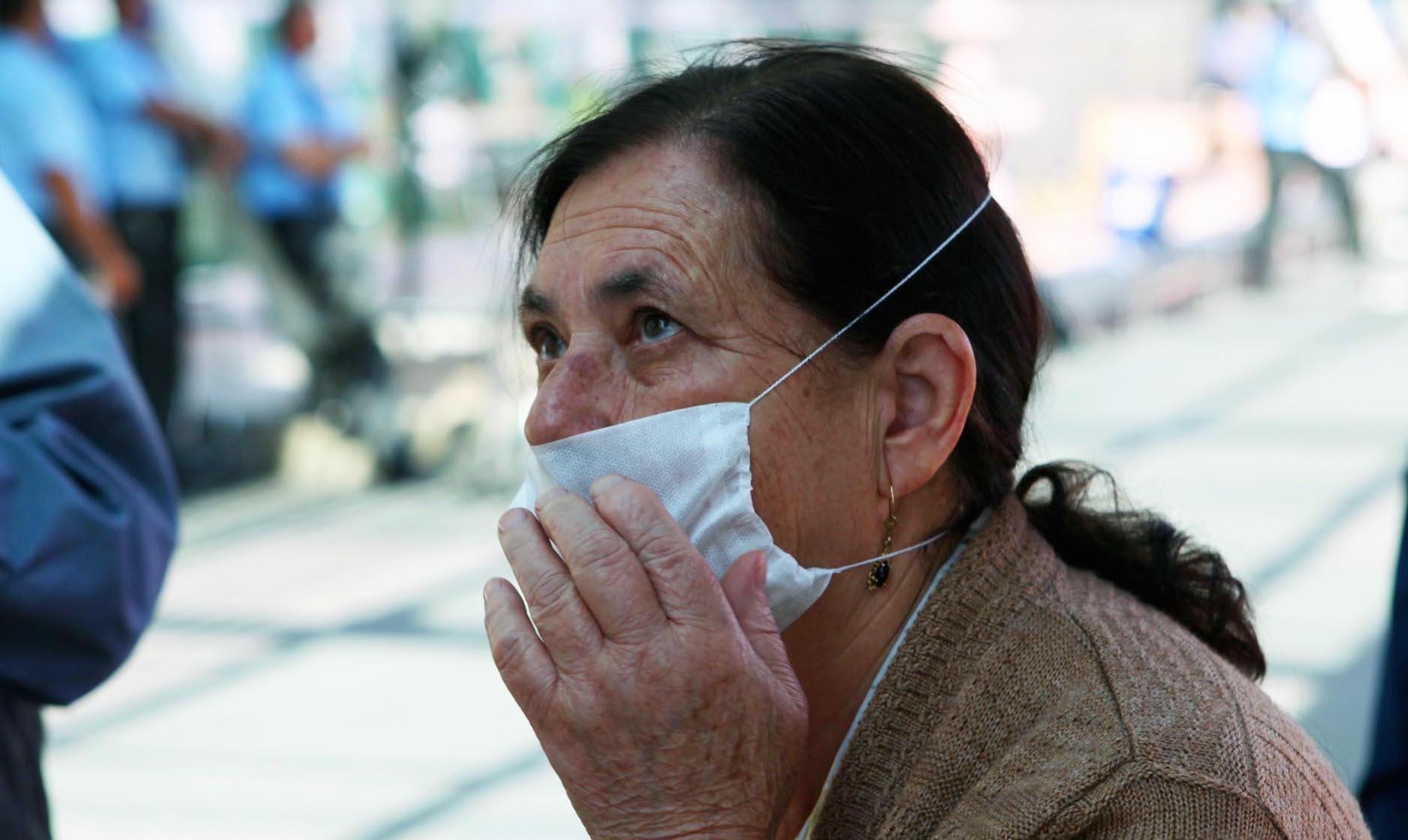 Entre el 25 de febrero y el 3 de marzo los casos de influenza se incrementaron 46.2% -de 2,818 a 4,121- mientras que el número de fallecimientos creció 52% en 9 días