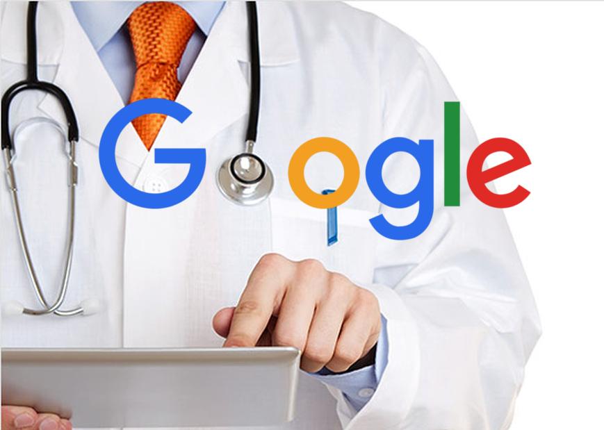 El objetivo de Google es ayudar a los usuarios a encontrar información comprensible relacionada con sus síntomas.