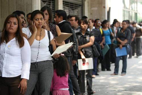 Las condiciones dignas de trabajo son sólo un concepto para 7.3 millones de personas en México.