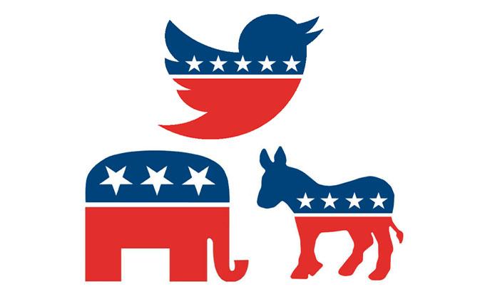 Palabras como tragedia, tristeza, día negro, fin del mundo, huracán, desgracia, se multiplicaron en las redes sociales tras conocerse la contundente ventaja Trump sobre Clinton.