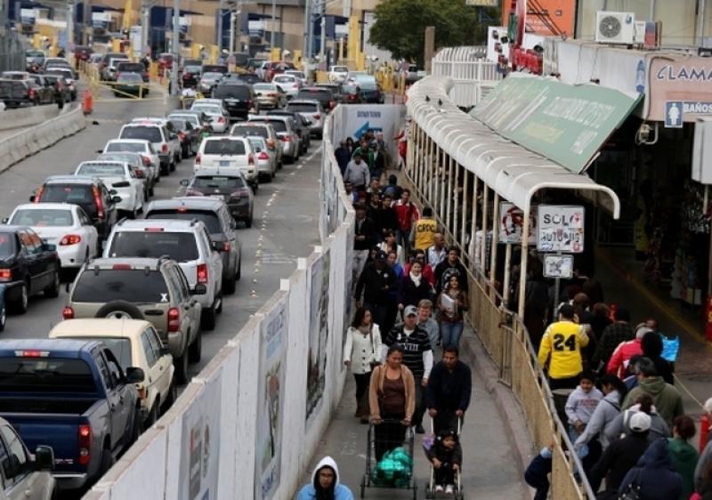 El misterioso caso del incremento de 40% de turistas fronterizos al país en 2014