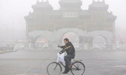 China está haciendo importantes esfuerzos económicos para transitar a una economía verde.