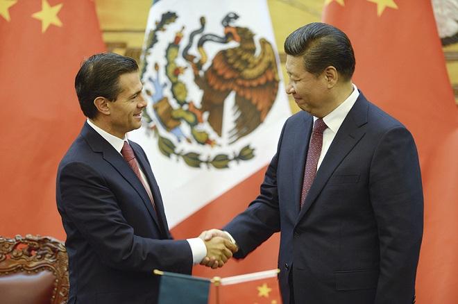 México quedo con un saldo negativo de empleo directamente relacionado con las importaciones chinas.