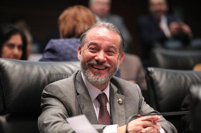 El hábil negociador se prepara para convertirse en Fiscal General de la República por nueve años. Imagen: Cuartoscuro.