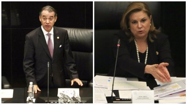 La Procuraduría General de la República y la Secretaría de la Función Pública, dependen del presidente y se encargarán de investigar su gobierno.