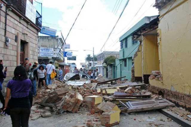 Las afectaciones por el terremoto en Chiapas y Oaxaca no serán problema para la economía del país.
