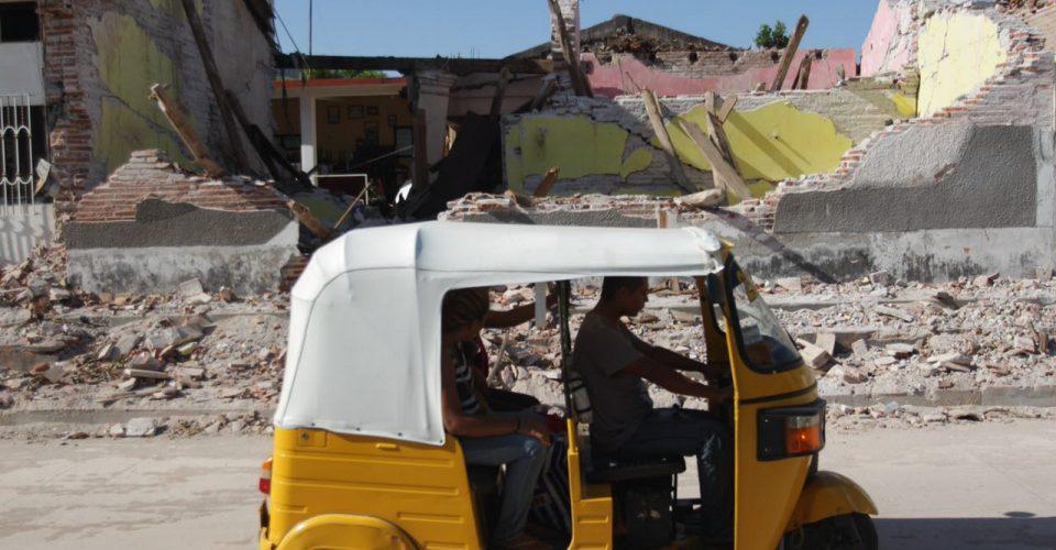Chiapas y Oaxaca fueron las entidades más afectadas por el terremoto del 7 de septiembre.