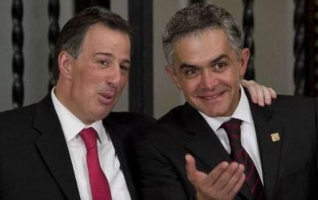 José Antonio Meade y Miguel Ángel Mancera, ¿otros de los damnificados por el sismo?