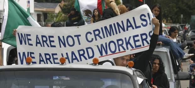 Los inmigrantes no son los principales causantes del terror doméstico en Estados Unidos, sino los nativos.