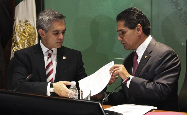 Miguel Ángel Mancera y Silvano Aureoles reprobaron en materia de transparencia presupuestal.