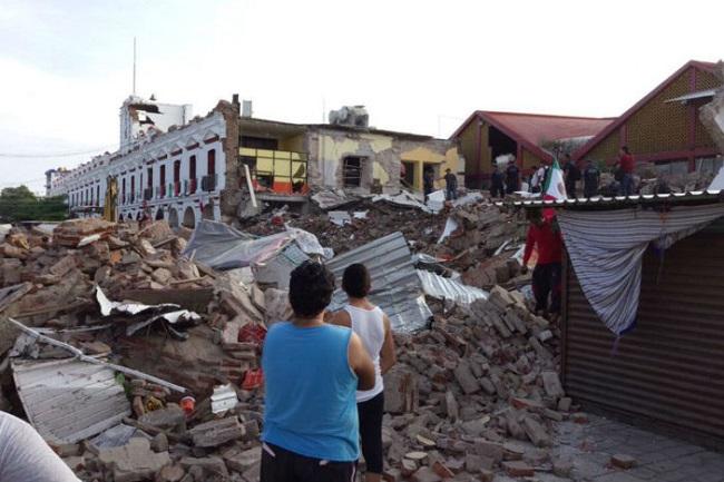 La cobertura televisiva del sismo invisibilizó a cientos de personas que también necesitan ayuda urgente.