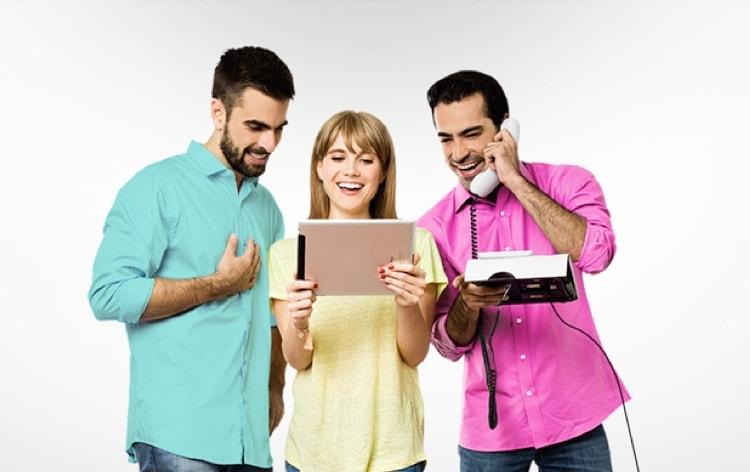Los contratos de servicios de telefonía y tv de paga pueden cancelarse aunque exista de por medio un plazo forzoso.