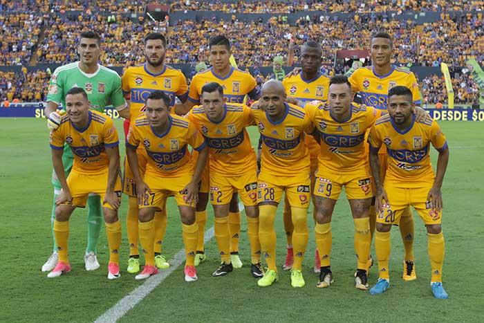 Tigres. Foto: Tigres/Liga Mx