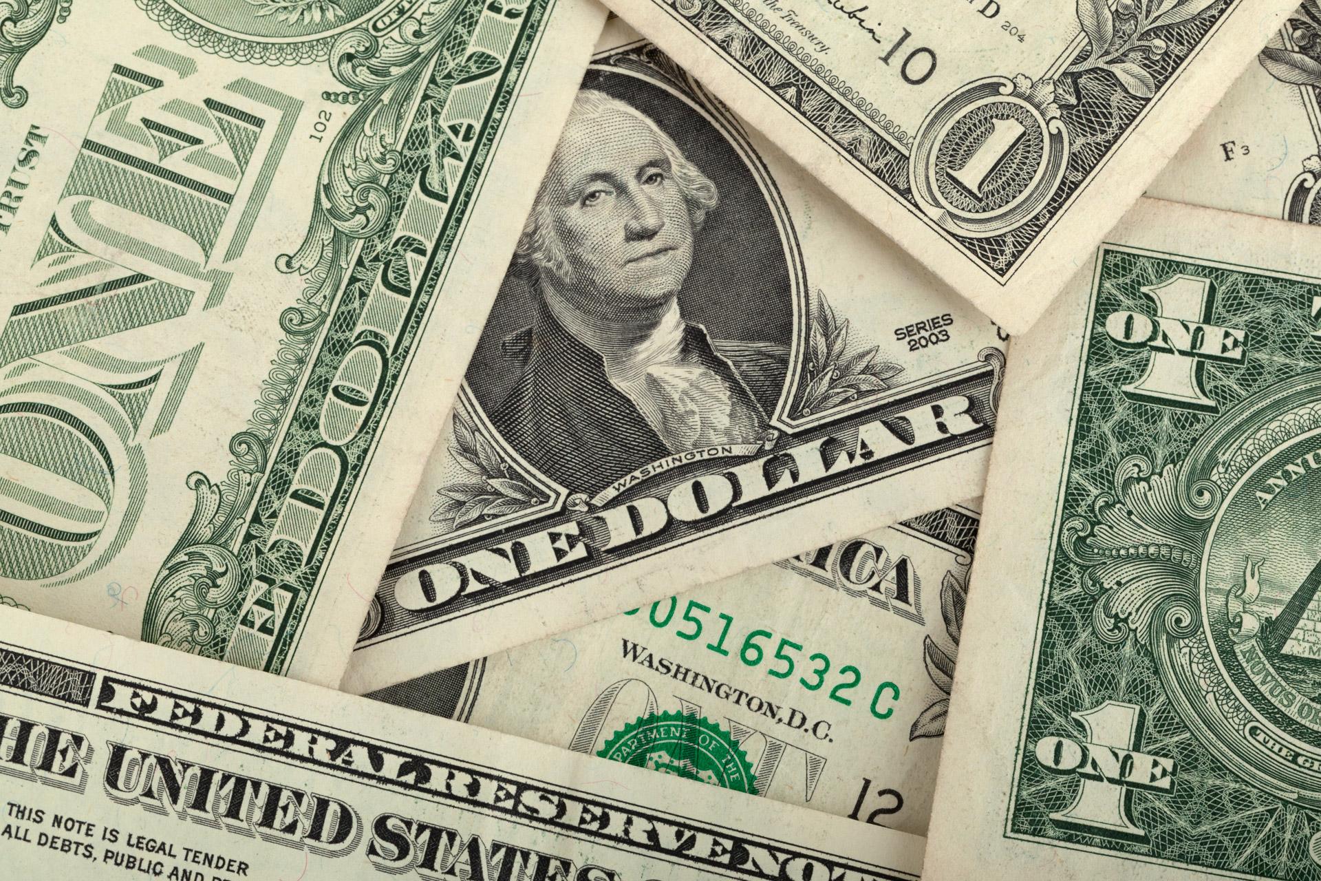 Precio del dólar, 13 de noviembre. Foto: Dólar/Public Domain Pictures