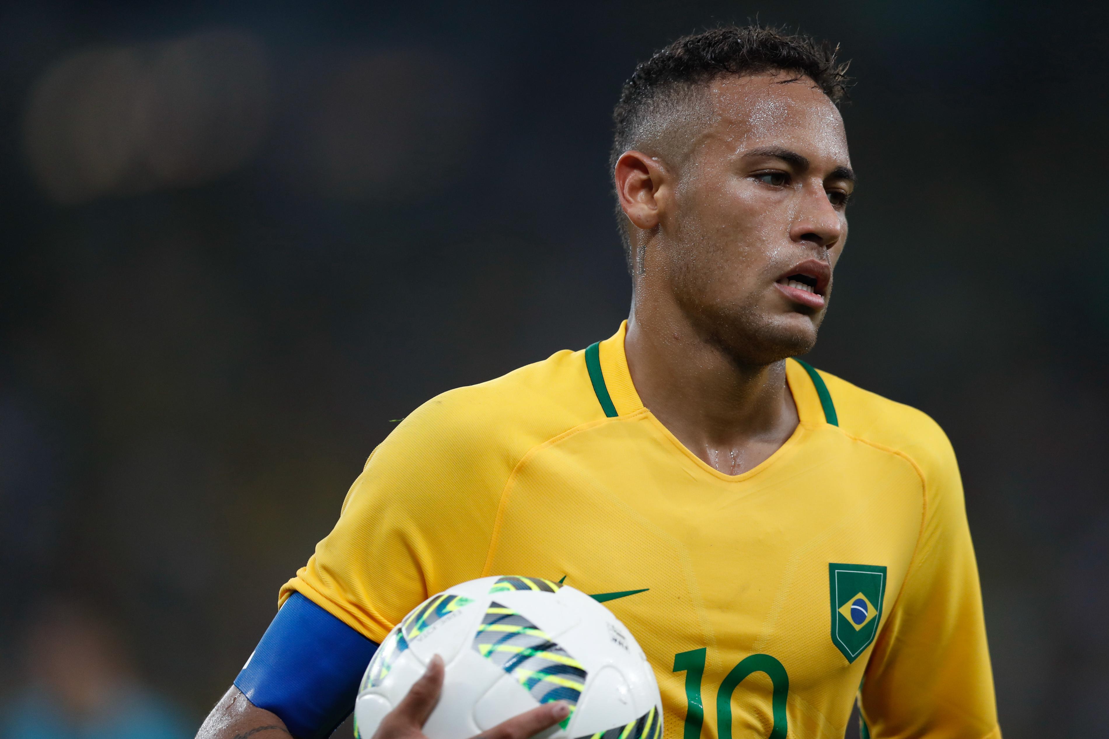 Neymar. Foto: Brasil/Wikimedia
