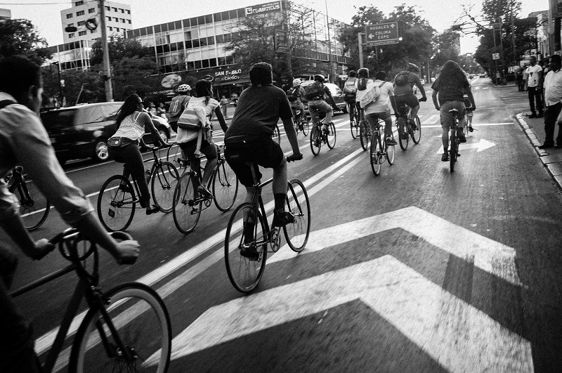 En el 2015 la Semovi registró 19 ciclistas muertos al ser arrollados, mientras que el Inegi reportó para el mismo año, 137 ciclistas heridos
