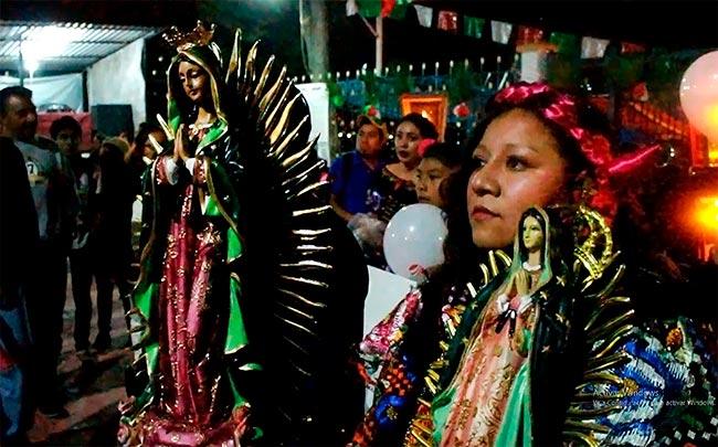 La Secretaría de Seguridad Pública de la CDMX estima que lleguen alrededor de 8 millones de peregrinos a la Basílica de Guadalupe este 2017.