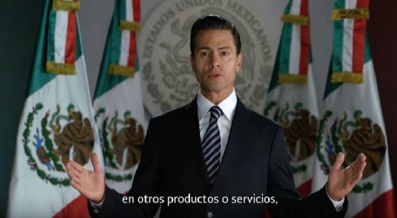 Cerca de dos mil millones de dólares es lo que el gobierno de Peña Nieto ha gastado en publicidad en medios