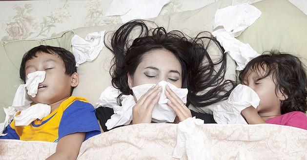 En la última década se incrementó el número de fallecimientos por enfermedades relacionadas con la gripa.