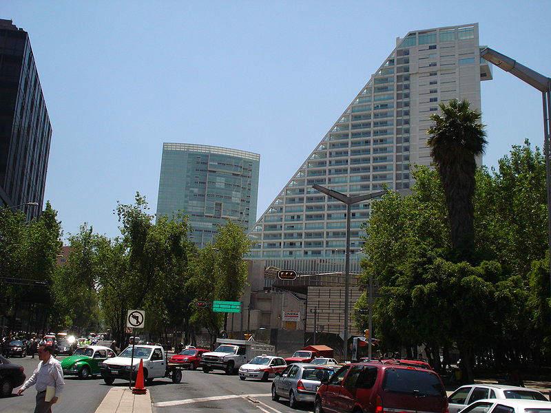 Hoy No Circula, 12 de enero. Foto: Reforma/Wikimedia