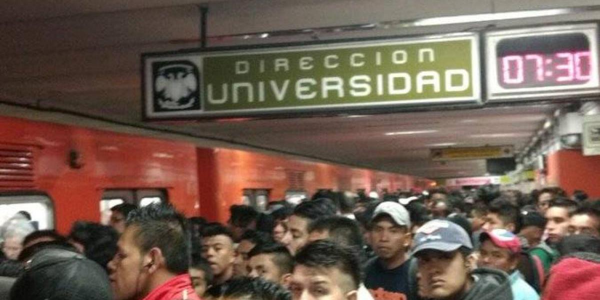 Línea 3, Ciudad de México, Metro, Universidad, STC