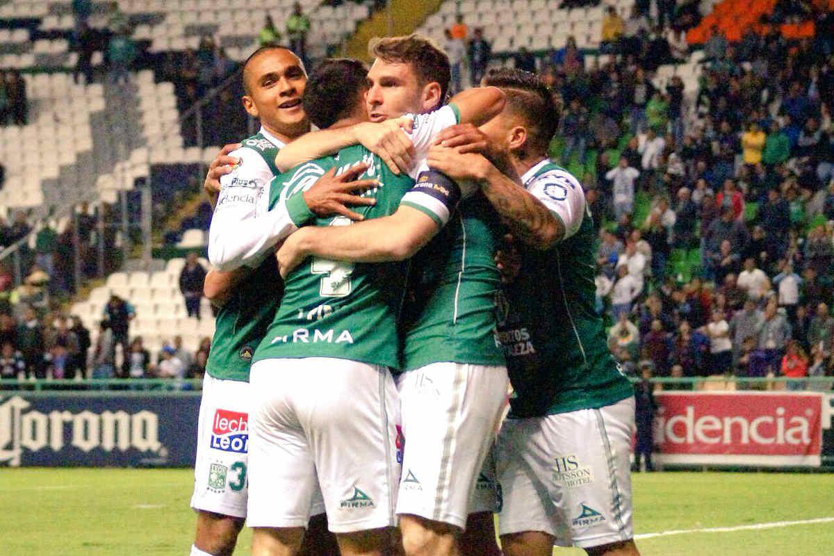 León. Foto: León/Twitter @clubleonfc