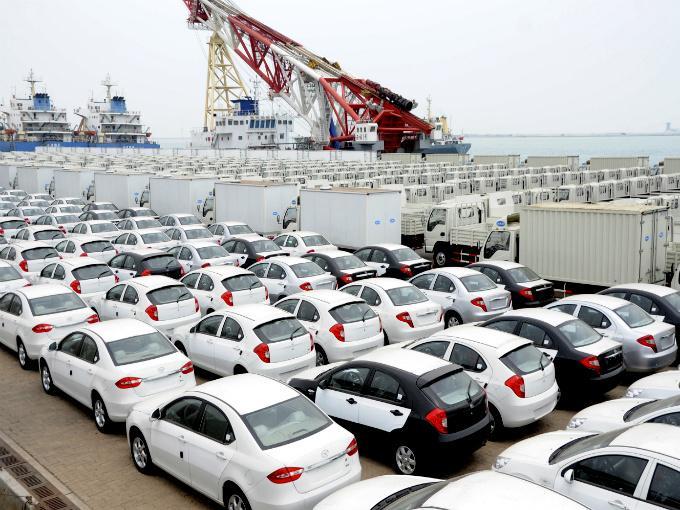 Las exportaciones siguieron impulsando el crecimiento económico en 2017, particularmente la venta de vehículos