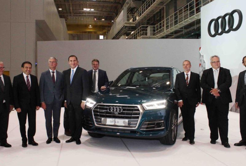 Desde el 2016 opera una planta de Audi en el municipio de San José Chiapa en Puebla, hecho que logró aumentar las cifras de manufactura en la entidad.