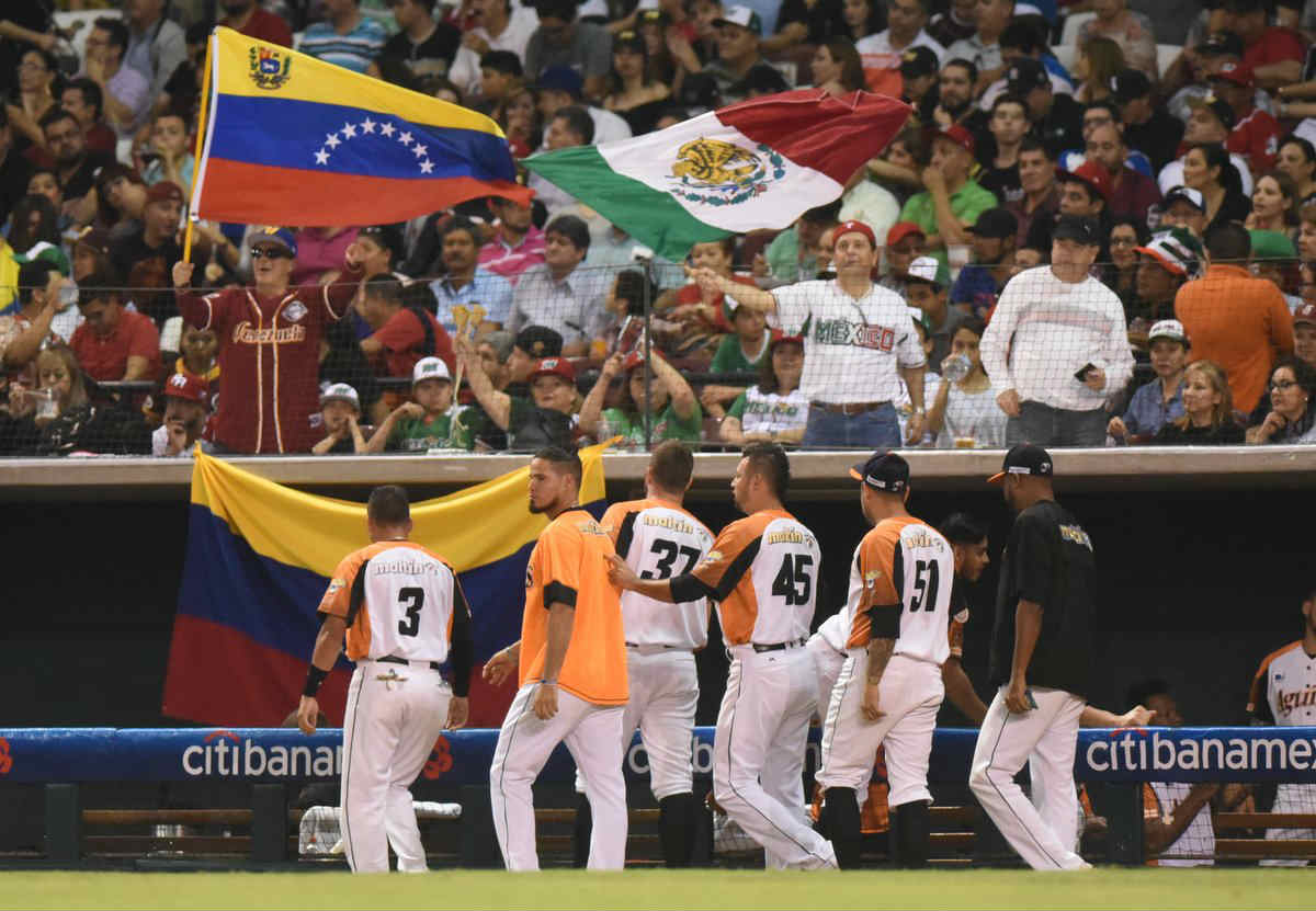 Serie del Caribe 2018. Foto: Béisbol/Twitter @SDCJalisco2018