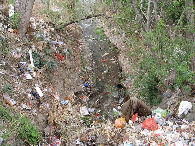 Cada año se vierten en los mares más de 8 millones de toneladas de plásticos.
