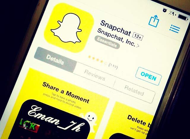 Snapchat es cuestionado sobre su atractivo para atraer y retener usuarios frente a Instagram y Facebook.