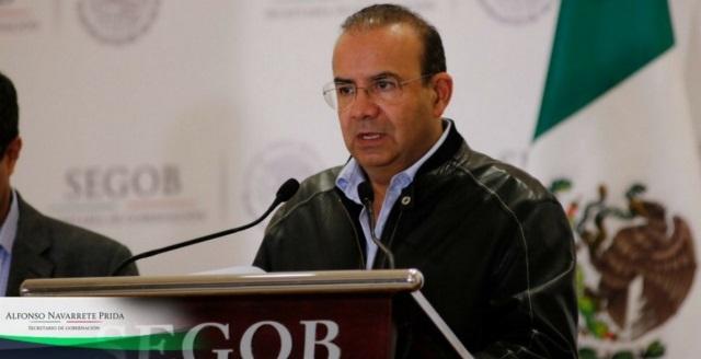 Agentes del Cisen dan seguimiento a candidatos por seguridad: Navarrete Prida
