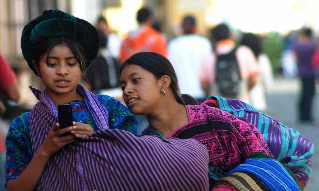 39.2 por ciento de la población en áreas rurales son usuarios de Internet.
