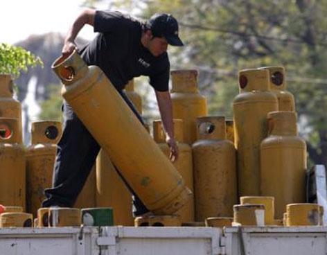 En enero del 2017 el kilo de gas costaba 15.01 pesos, mientras que en enero de 2018 costó 18.96