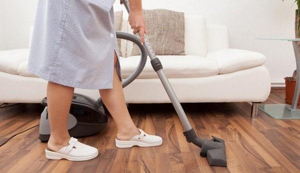 El salario de empleada doméstica en México promedio es de 5 mil 520 pesos al mes.