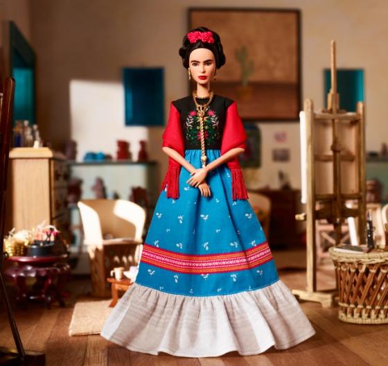 Foto: Frida Kahlo/Mattel