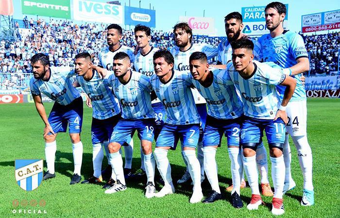 Atlético Tucumán vs Libertad, Copa libertadores