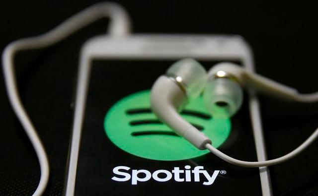 Los ingresos de Spotify por suscripciones son insuficientes para mantenerse atractiva en la bolsa de valores.