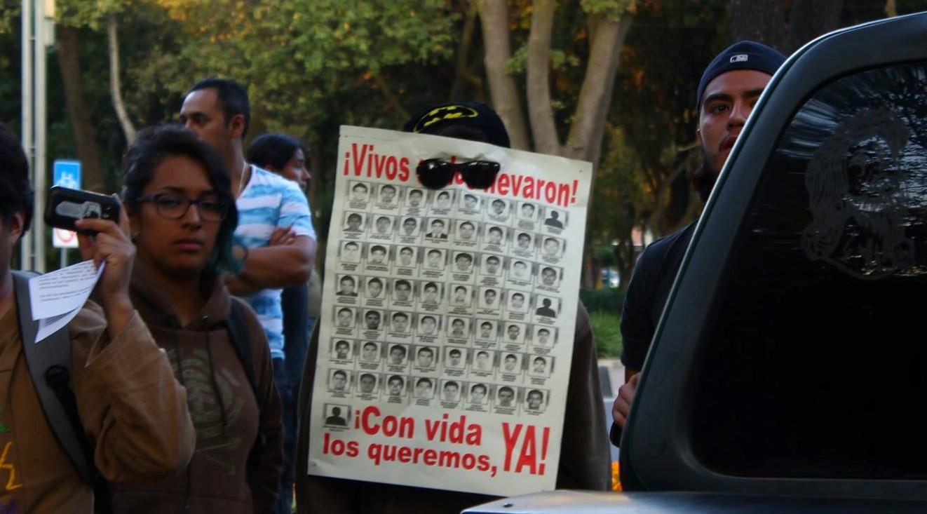 Las conversaciones revelaron que podrían ser 60 y no 43 los desaparecidos en Iguala.