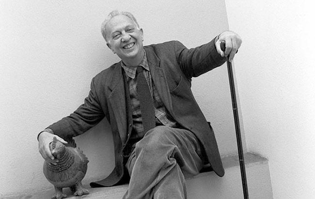 Sergio Pitol falleció la mañana del 12 de abril de 2018, a los 85 años (Foto: Universo/Universidad Veracruzana)
