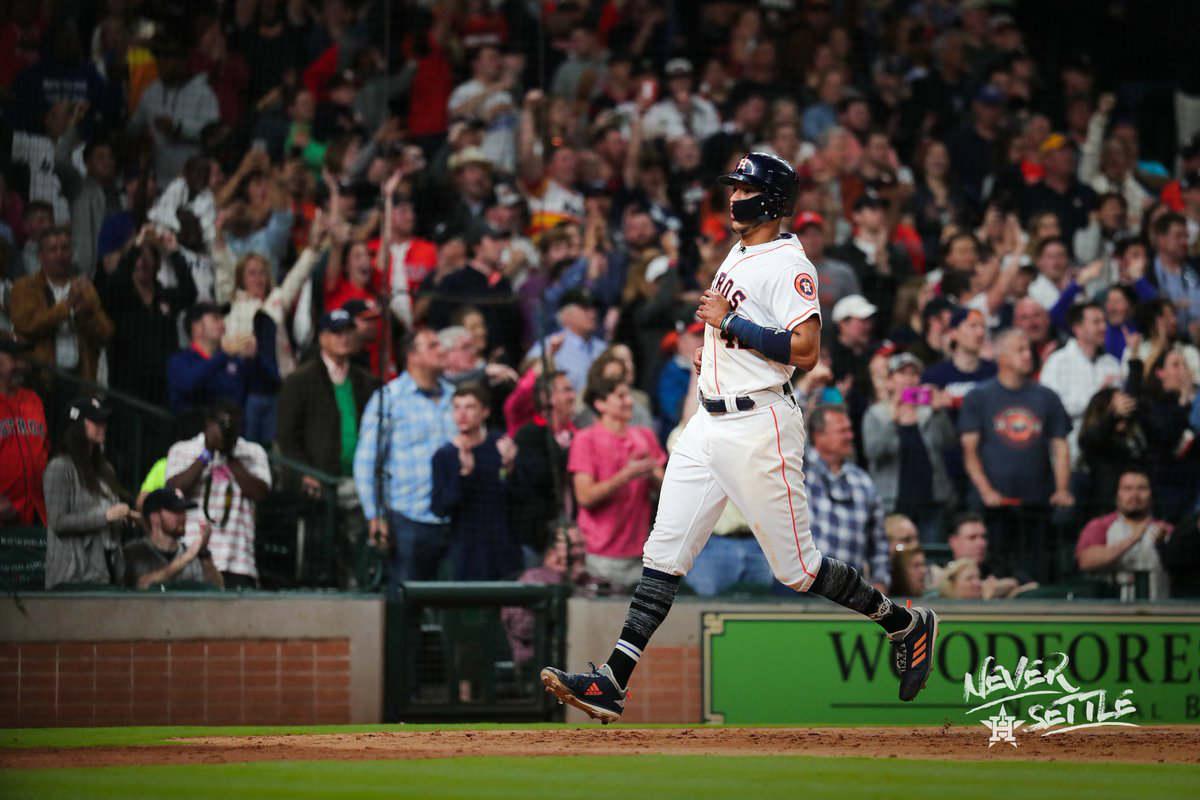 Foto: Astros de Houston / Twitter @astros