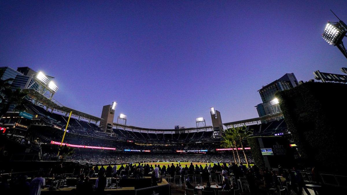 Foto: San Diego / Twitter @Padres