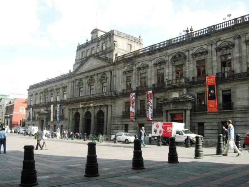 Palacio de Minería/Fuente: Wikipedia