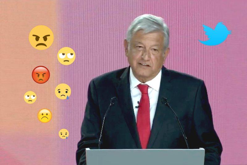 Los usuarios de Twitter en México estuvieron muy activos en las dos horas de debate; en muchos casos para compartir mensajes negativos.