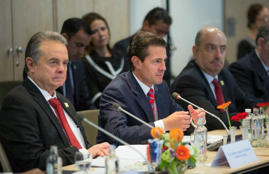 Enrique Peña Nieto/Fuente: Twitter @PresidenciaMX