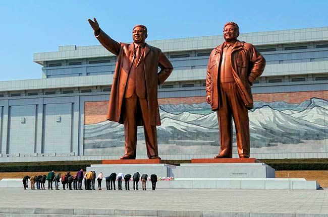 El intercambio comercial entre Méxicoy Corea del Norte comenzó e 1993 (Foto: Bjørn Christian Tørrissen)