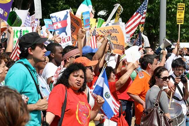 En el último año, Estados Unidos ha rechazado alrededor del 70% de las solicitudes de asilo provenientes de Centroamérica (Foto: Nevele Otseog)