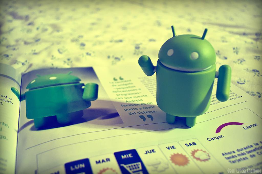 Android Things representa la oportunidad de crecimiento para Google. Foto:Leticia Chamorro/ algunos derechos reservados.