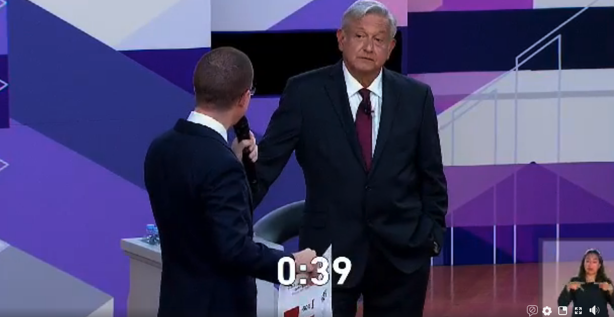 Ahora resulta que estás muy orgulloso de haberle vendido los bancos a Estados Unidos y España (dice Anaya a López Obrador)