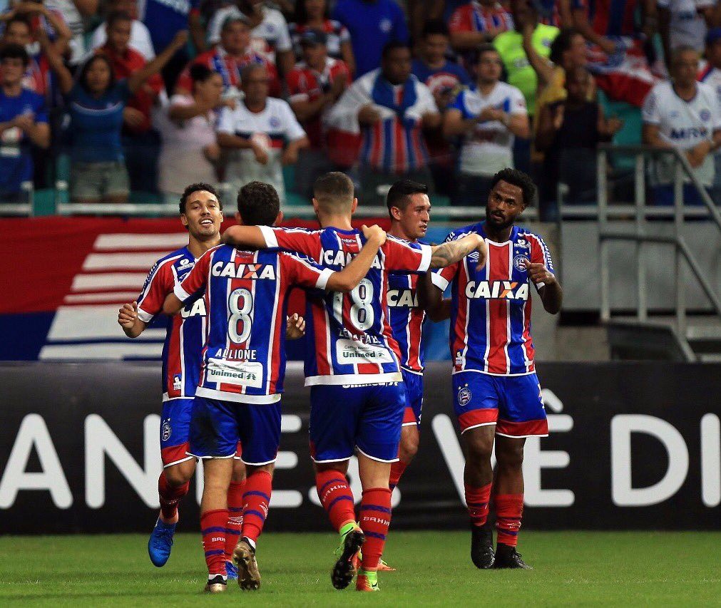 bahia vs club blooming